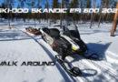 Ski-Doo Skandic walkaround