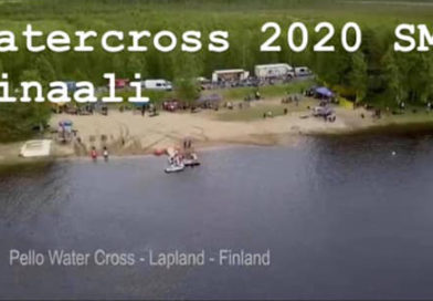 Watercross SM 2020 ajetaan Pellossa